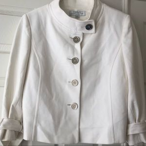 Tahari Petitte Jacket and skirt